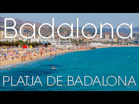 Barcelona - Badalona Beach Day Trip (w/Stabilised GoPro Hero 4 Silver, iPhone 6, Fuji X30)