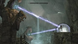 Skyrim Tutorial: HOW TO GET INTO THE LABYRINTHIAN AT LEVEL 1!!!