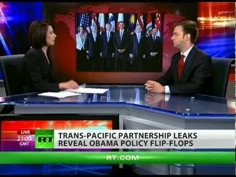 TPP secrets: Obama covertly handing more power to corporations