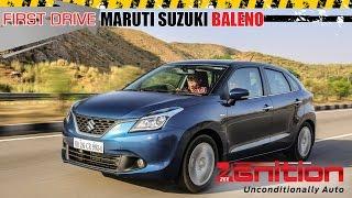 Suzuki Baleno First Drive | Video Review | ZEEGNITION
