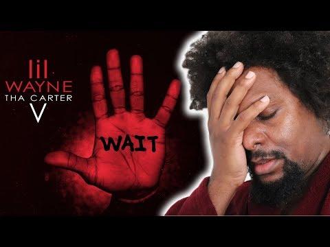 Waiting For Lil Wayne Tha Carter V Album & My Hip Hop CD Book