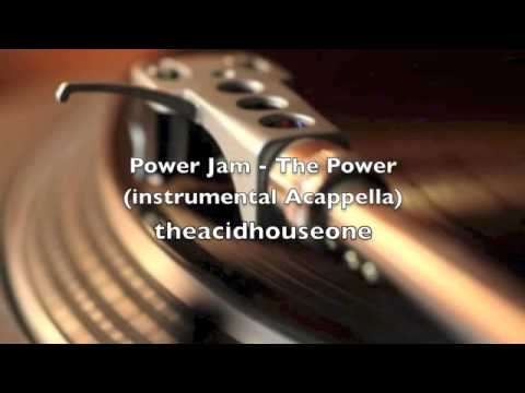 Power Jam - The Power (instrumental Acappella)