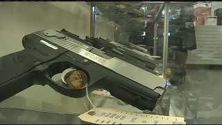 Changes to Mass. gun laws signed by Gov. Patrick
