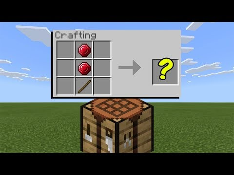 How To Craft A Ruby Sword In Minecraft