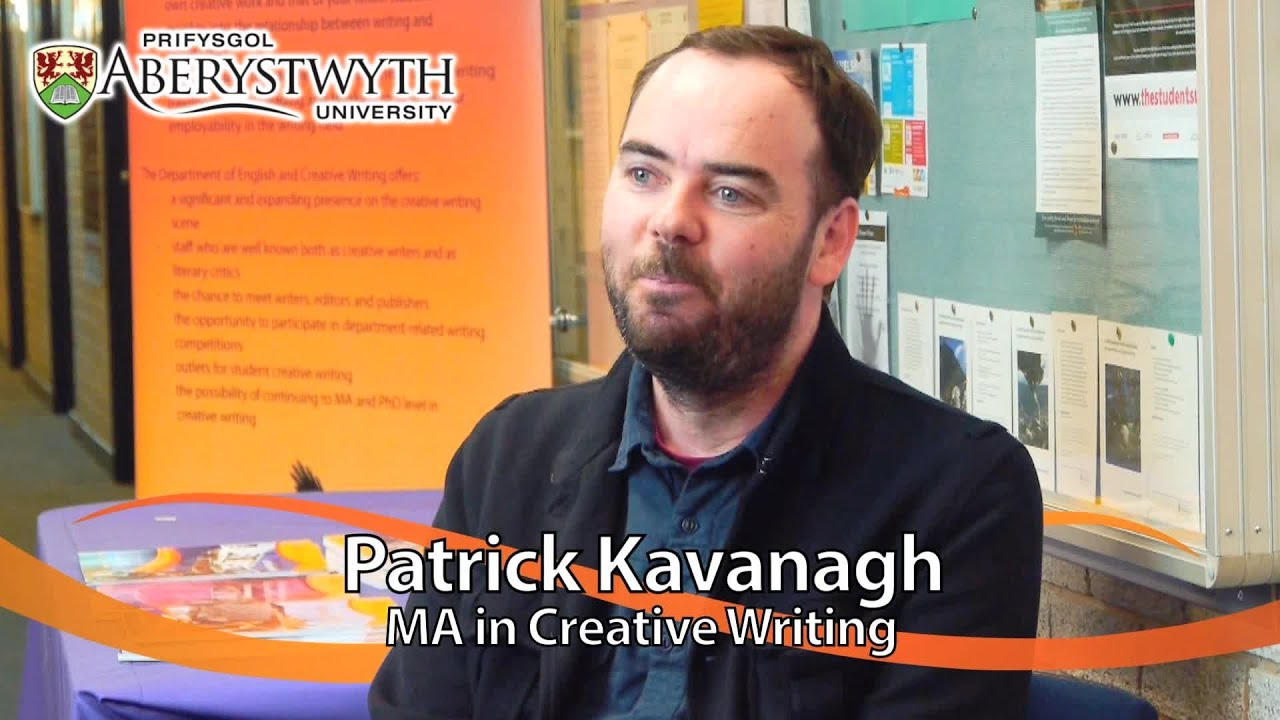 ma creative writing programs ireland