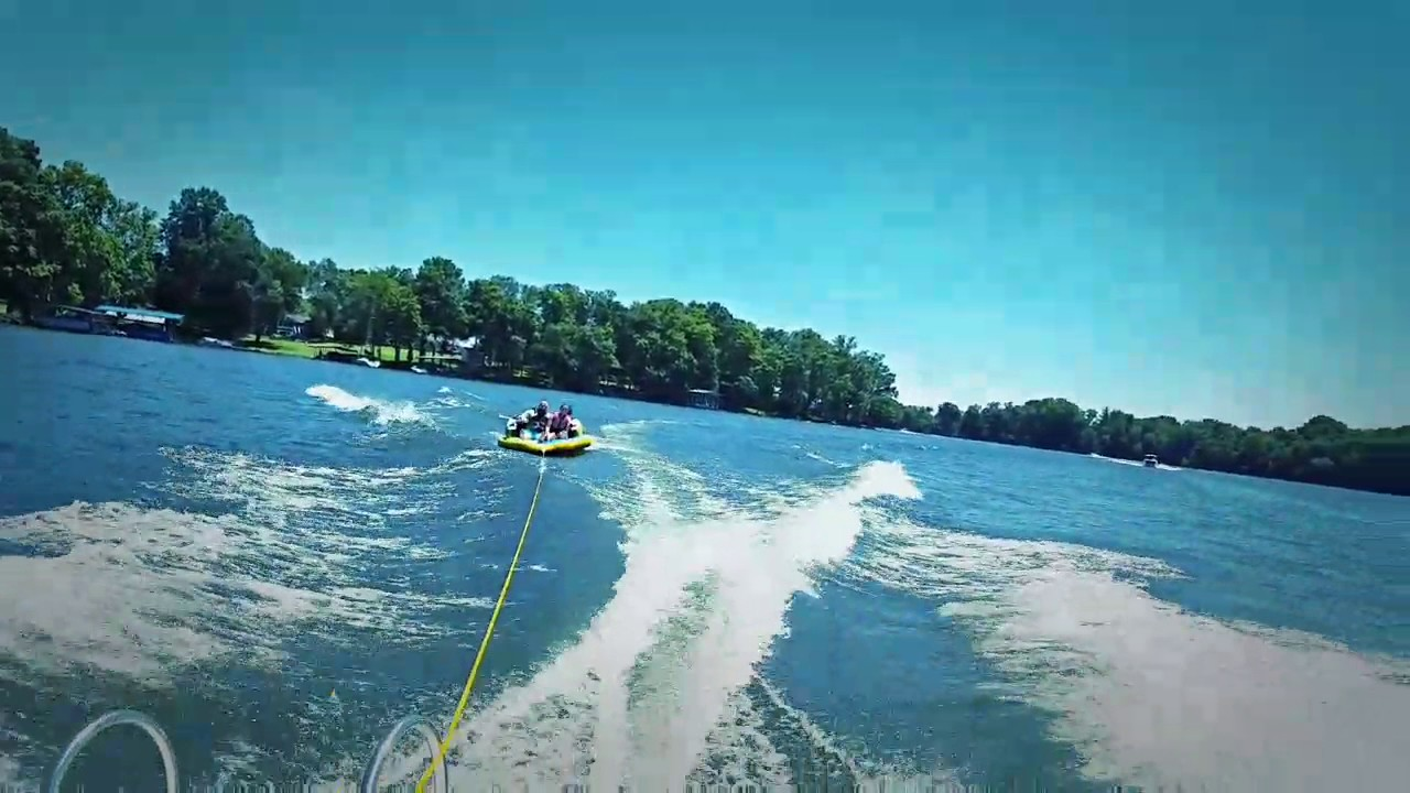Jeff and Brittany TUBING!!! - YouTube