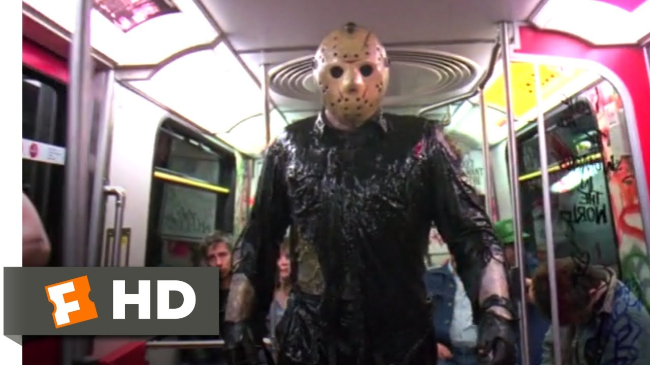 Download Friday the 13th: Jason Takes Manhattan (1989) - Subway Chase Scene (8/10) | Movieclips