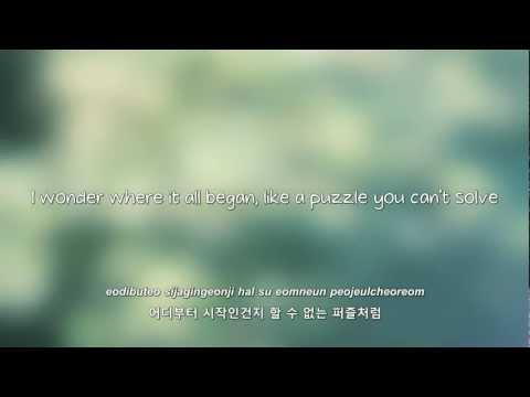 FT Island- Missing You lyrics [Eng. | Rom. | Han.]