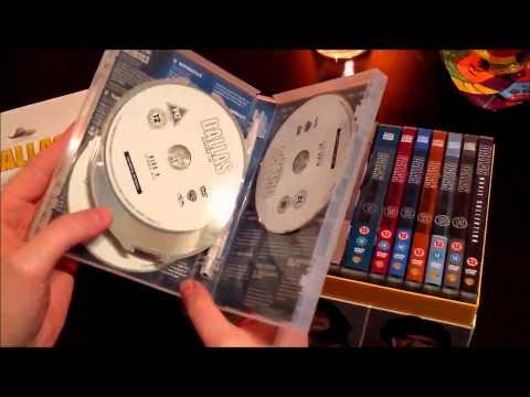 Dallas Complete Box Set (105 single-sided disks)