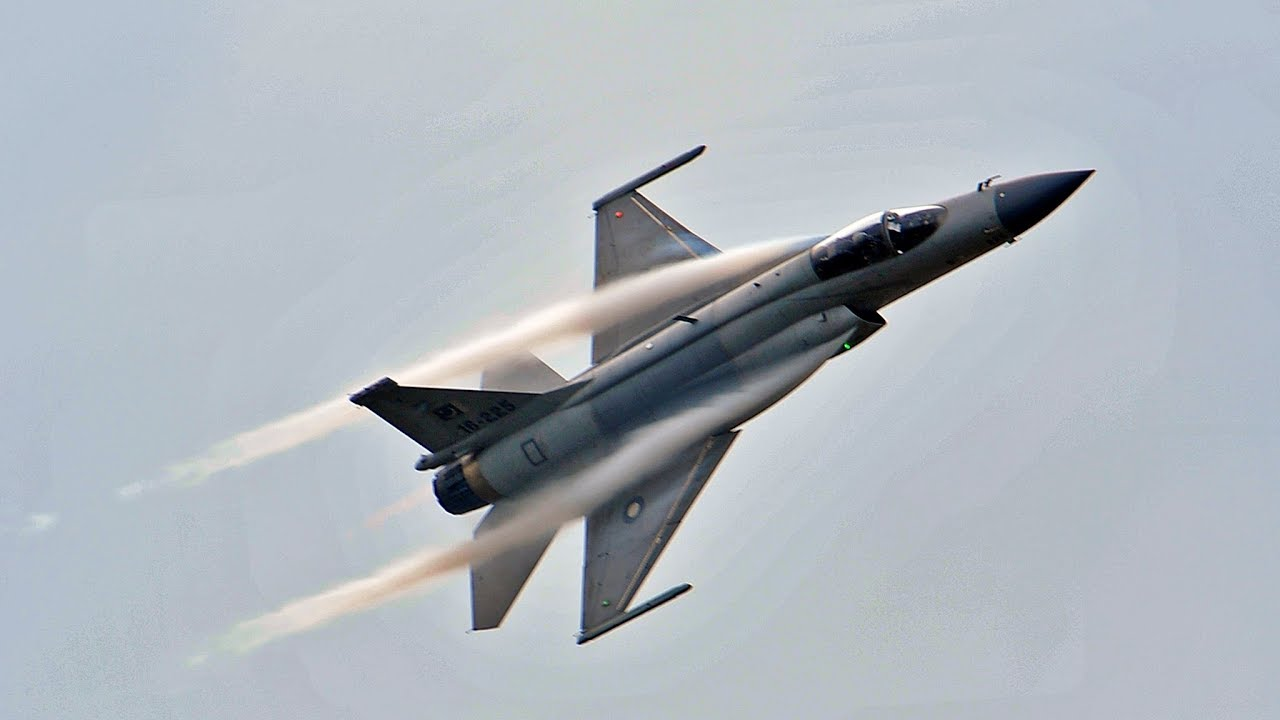 Pakistan's JF-17 Thunder completes test fly at Zhuhai Air Show