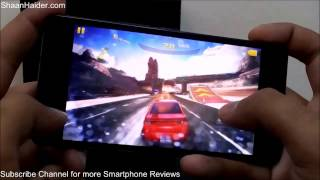 Infinix Zero 2 X509 Gaming Performance Test