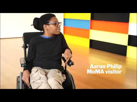 MoMa | Accessibility and Inclusion