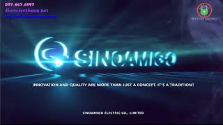 Ổ cắm điện âm bàn tích hợp Sạc không dây Sinoamigo SMT-2