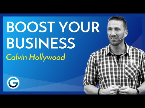 Beast Mode: Mit diesen Business-Tipps wirst du maximal erfolgreich // Calvin Hollywood