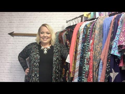 LuLaRoe Sarah Sizing, Plus Joy and Fabric Comparisons