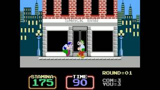All Nintendo Music HQ ~ Vol. 20 - Urban Champion : 3 - Street Fight Area 1