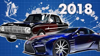 2018 Builds | West Coast Customs