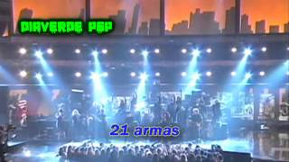 Green Day & Cast From American Idiot- 21 Guns- (Subtitulada en Español