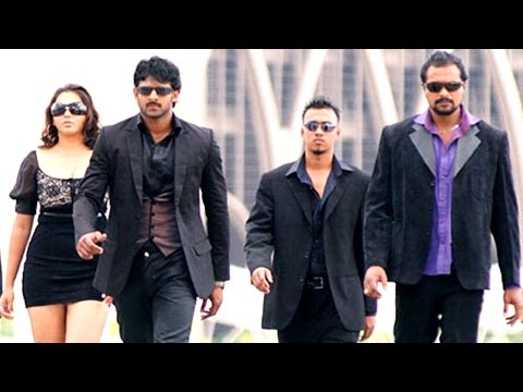 Billa Theme Video Song || Billa Movie || Prabhas, Anushka
