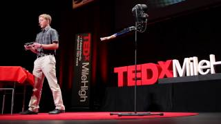 3D Printing in Animatronics: Easton LaChappelle at TEDxMileHigh