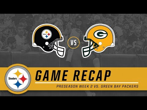 Steelers Nation Radio - Preseason Week 2: Pittsburgh Steelers at Green Bay Packers