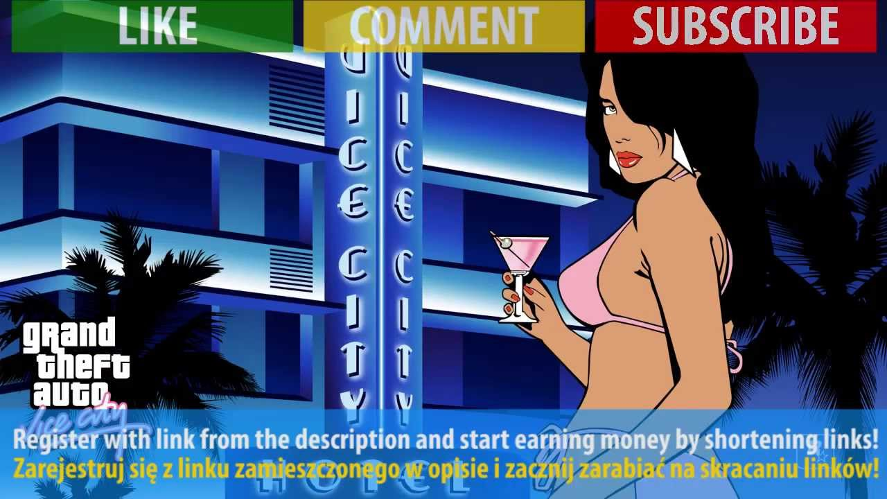 Grand Theft Auto Vice City Gta Vc Free Wallpaper Pack High