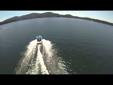 Union Valley - Chasing Ski Boat - HD