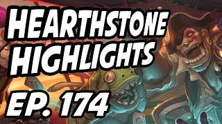Hearthstone Daily Highlights | Ep. 174 | bmkibler, Zetalot, NaviOOT, DisguisedToastHS, HSdogdog