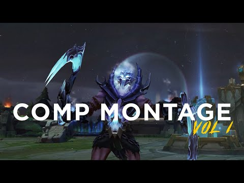 Comp - A Rising Star - A League of Legends Montage by ErebusEdits