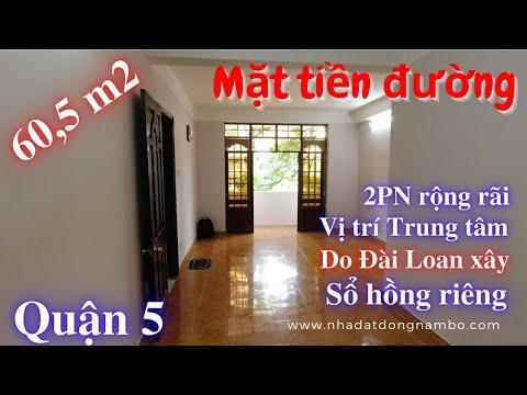 Chính chủ Bán chung cư Mặt tiền Nguyễn Tri Phương Quận 5, đối diện Bệnh viện Nguyễn Tri Phương