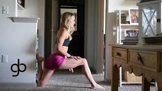 GymnasticBodies – Front Split Progression