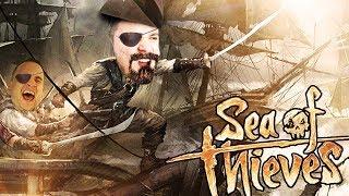 ROZSTRZELALIŚMY JAKIEGOŚ LAMUSA Z GDAŃSKA! | Sea Of Thieves [#5] (With: Dobrodziej, Plaga, Kubson)