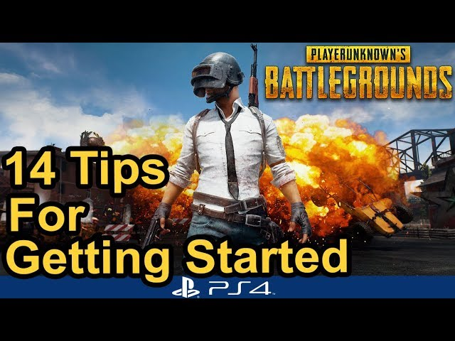 62 PUBG PS4 & Xbox Tips & Tricks