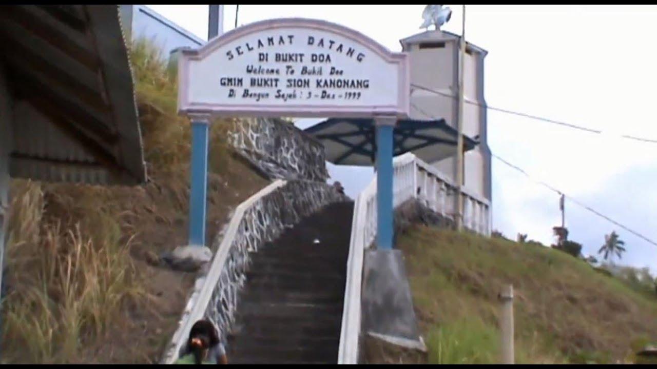 Bukit Kasih Minahasa, Gapura Selamat Datang