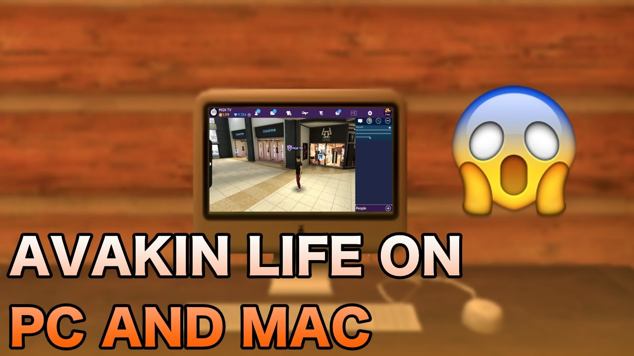 avakin life pc download without bluestacks