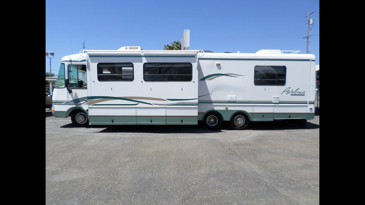 RV for sale: 1997 Rexhall Aerbus Class A Motorhome 34' in Lodi