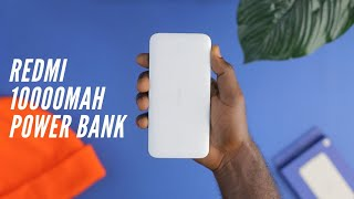 Redmi 10000mAh Power bank Review