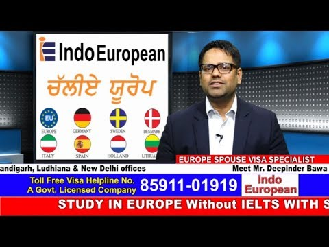 Europe Spouse Visa Specialist by Deepinder Bawa(European Immigration Expert)