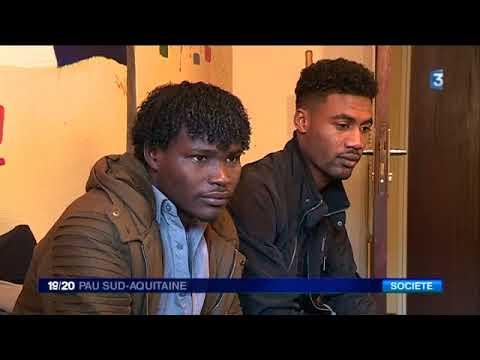 Béarn: des migrants refusent de quitter le centre de Gelos