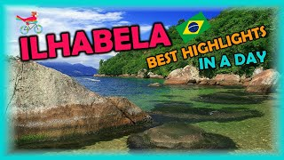ILHABELA Brazil Travel Guide. Free Self-Guided Tours (Highlights, Attractions, Events)