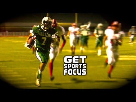 Palo Alto VS San Benito - GetSportsFocus Football 2013
