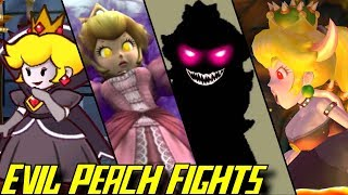 Evolution of Evil Peach Battles (2004-2018)