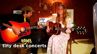 Margo Price & Jeremy Ivey: Tiny Desk (Home) Concert