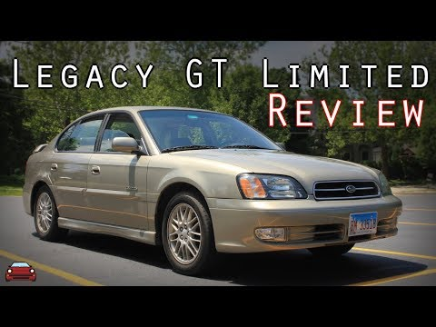 2002 Subaru Legacy GT Limited Review