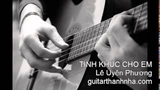 TÌNH KHÚC CHO EM - Guitar Solo
