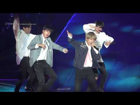 171104 LOST @ BTS wings macao macau