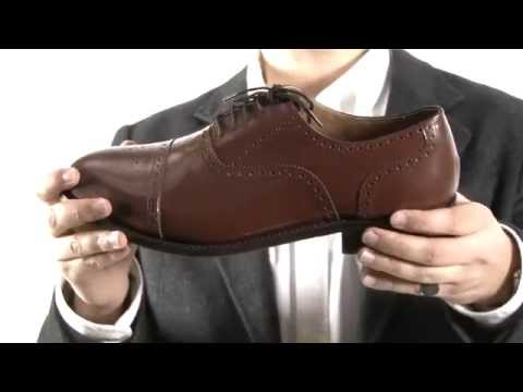 Brown Classic Brogues from Samuel Windsor