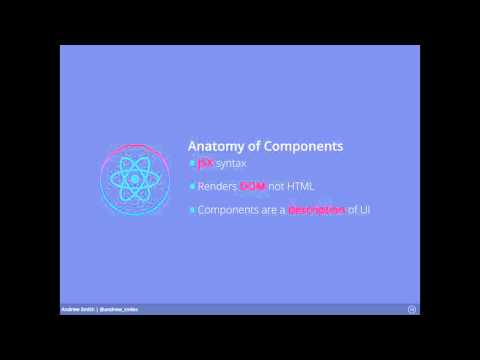 React with Relay and GraphQL with Andrew Smith