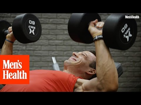 Chest and Triceps Workout by Jeremy Scott | Men's Health