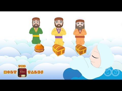 Three Wise Men I Christmas Stories I Animated Children's Bible Stories   Holy Tales Bible Stories